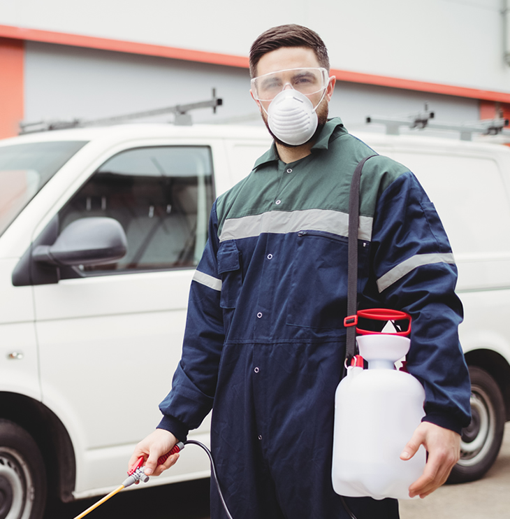 Are you a Qualified Pest controller?